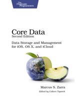 Core Data by Marcus Zarra book cover